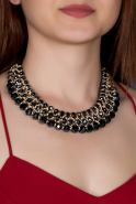 Anthracite-Or Collier EB147