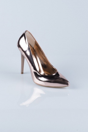 Stiletto Avec Mirroir Rose AB1028