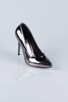Stiletto Avec Mirroir Platine AB1028