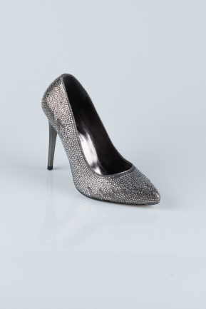 Stiletto Pierreux Platine AB1029