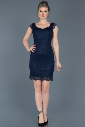 Bleu marin Les robes de réveillon   Abiyefon.com 6ddc0894f54d